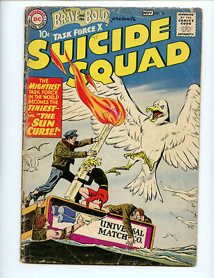 Brave and the Bold 26 2nd Suicide Squad (copy B) affordable