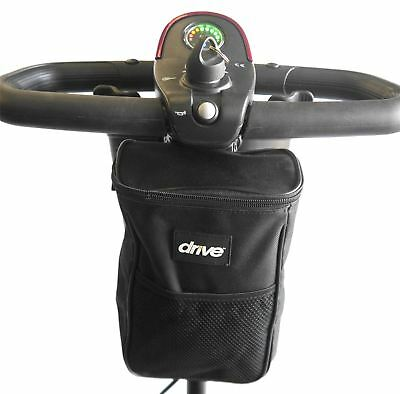 Drive Scooter Shower Proof Tiller Storage Bag Pouch with zip