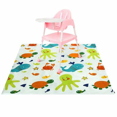 Zicac Child  Kid Floor Mats Table Covers Home Outdoor Protector Mat Cover Mats