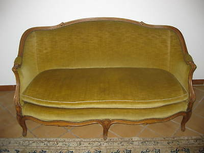 Antike Couch Barock