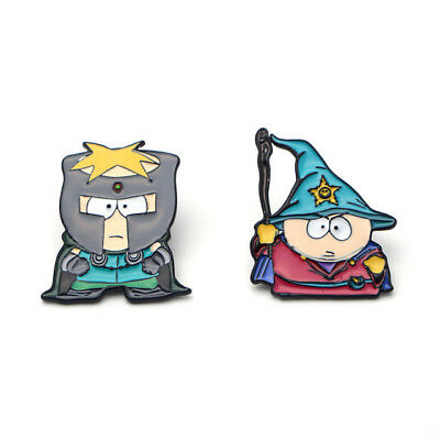 South Park TV series Enamel Pin Chestpin Badge Brooches Pins Metal Pins Pendant