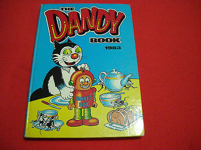 Dandy Annual 1983 Good Plus/very Good Condition