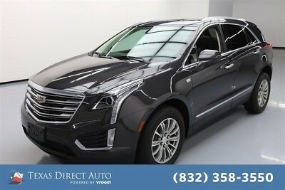 2017 Cadillac XT5 Luxury FWD Texas Direct Auto 2017 Luxury FWD Used 3.6L V6 24V Automatic FWD SUV Bose OnStar