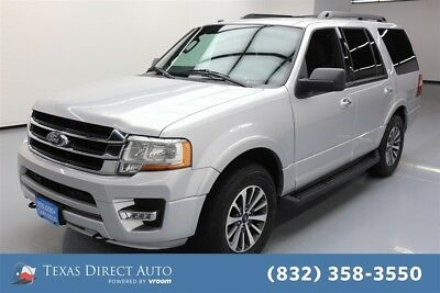 2017 Ford Expedition 4x4 XLT 4dr SUV Texas Direct Auto 2017 4x4 XLT 4dr SUV Used Turbo 3.5L V6 24V Automatic 4WD SUV