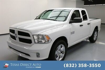 2018 Ram 1500 Express Texas Direct Auto 2018 Express Used 3.6L V6 24V Automatic RWD Pickup Truck