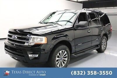 2017 Ford Expedition XLT 4dr SUV Texas Direct Auto 2017 XLT 4dr SUV Used Turbo 3.5L V6 24V Automatic RWD SUV