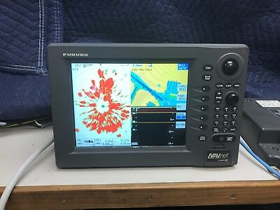 Furuno Nav-Net With C-Map Charting System, Sounder & Radar