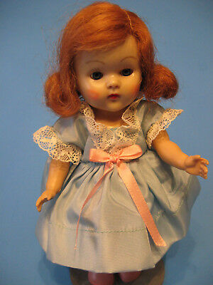 VINTAGE VOGUE STRUNG GINNY TRANSITIONAL DOLL early 50;s