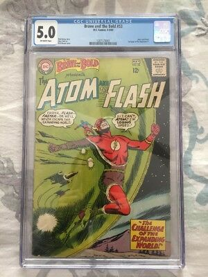 Brave and the Bold #53 CGC 5.0 (1964 DC)