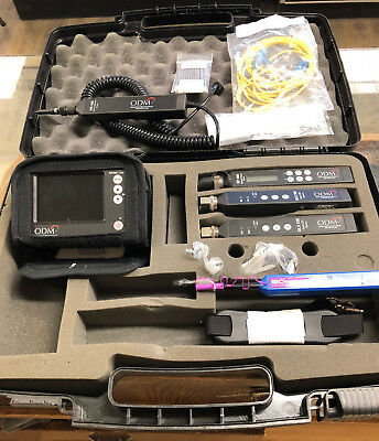 ODM Fiber Optic Test Inspection Kit  VIS300M VIS300 RP460 DLS350 DLS350
