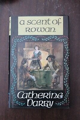 Catherine Darby - A Scent Of Rowan -1st Ed 1983 - R/Hale - File Copy