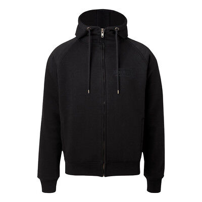 John Doe Kamikazi Defense Abrasive Motorcycle Jacket Hoodie - Black