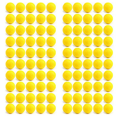 100x Round Refill Replace Bullet Ball Toy Fr Rival Apollo ZEUS Dart Gun USA