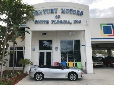 2005 Mitsubishi Eclipse  CD Player INFINITY Stereo Bucket Seats Cruise Fog Alloy