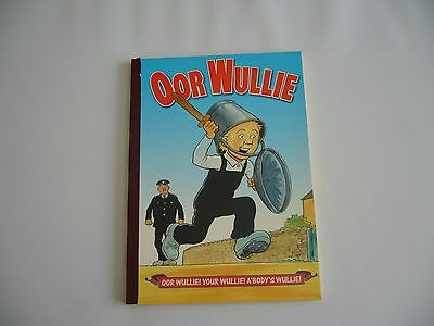 Oor Wullie Annual by D.C Thomson & co Ltd 2002