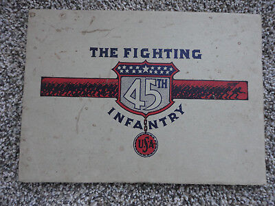 The Fighting 45th Infantry WWI, Unit History Book