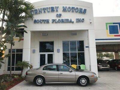 2002 Buick LeSabre  CD Cassette Power Leather Seats ABS Power Windows