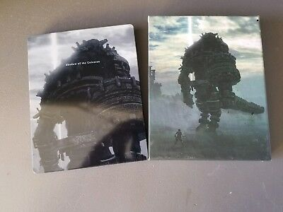 Shadow of the Colossus: Special Edition (steel book case only)