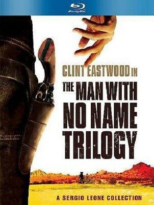 Clint Eastwood: The Man with No Name Trilogy (Blu-ray Disc, 2010, 3-Disc Set)