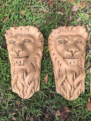 Raymond Enkeboll Design Lion Corbels Large 17""