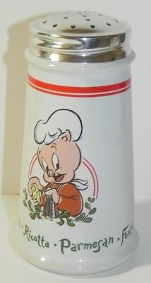 Porky Pig Parmeson Cheese Shaker Warner Brothers Studio Store