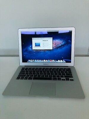 "Apple Macbook Air 13"" (Mid 2012) 256GB SSD, Great Condition"