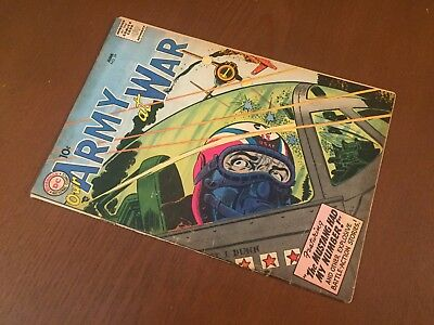 Our Army at War #59 - BEAUTIFUL - DC War 1957