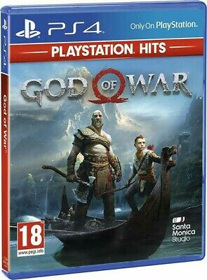 GOD OF WAR (PS4) NEW & SEALED *fast delivery* CHEAPEST