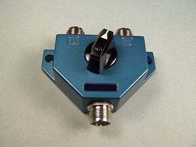 Opek Cx-201U Coax Antenna Switch 2 Position With So-239 Connectors 1000 Watts
