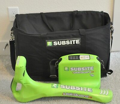 Utiliguard 5 Plus Standard Ditch Witch Subsite Cable Pipe Utility Locator