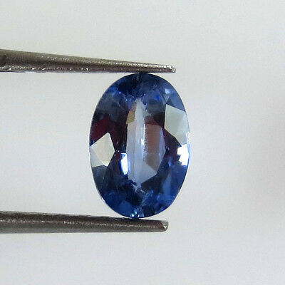 0.94CT Natural Ceylon Blue Sapphire~ IF Grade Fine Quality Top Luster Collection