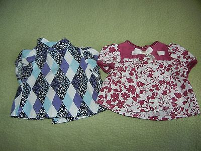 Collection of Vintage Baby Doll Cloths