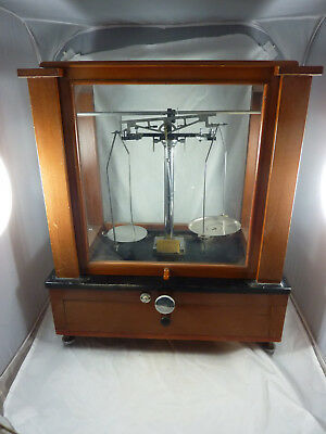 Voland Christian Becker Chainomatic Analytical Balance Scale Parts