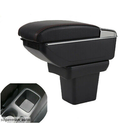 Armrest Center Console Storage Box For Nissan Kicks 2017-2018 Low-equiped model