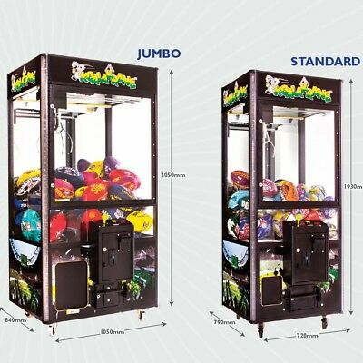 Claw Machines Business For Sale Griffith NSW Buy FranchiseVending Arcade