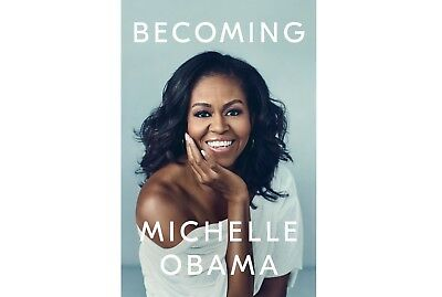 Becoming by Michelle Obama (New Hardcover Book – 2018) black friday sale off