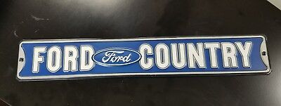 Ford Dealership Banner Ford Country Mustang Bronco F150 Raptor Pickup