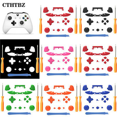 Controller Replacement Trigger D Pad Analog Stick Button Kits For Xbox One S X