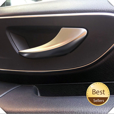 Matte Car Front Door Handle Strip cover Trim For Mercedes-Benz Vito 2014-2018