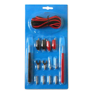 16In1 Multi-function Combination Test Cable Multimeter Probe Test Leads Clip Pen