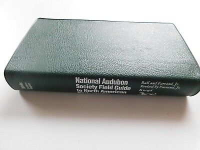 National Audubon Society Field Guide to North American Birds Knopf Revised 1995