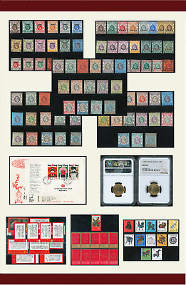 ( Hkpnc ) Hong Kong China Stamp Covers Banknote Mail Auction.14-Dec 2018 Due.