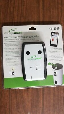 EnergySmart WiFi Electric Water Heater Controller Relay Timer Iris 612026