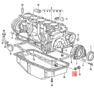 B18a1 Long Block Engine