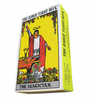 The Rider Tarot Deck Cards by Rider Waite Pamela Colman Smith ORIGINAL