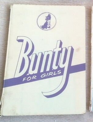 Bunty For Girls Annual 1964 -good condition but no dust cover