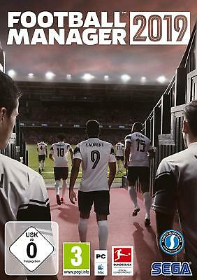 Football Manager 2019 (PC) PC Neu & OVP
