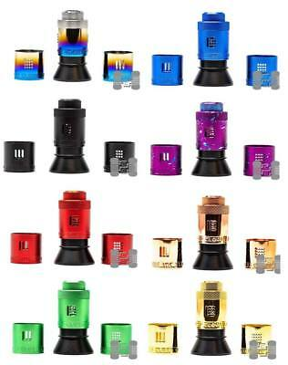 AUTHENTIC CCI STRIFE RDA 28mm and 25mm in ALL COLORS AVAILABLE!  SHIPS from FL