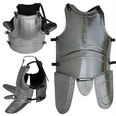 Medieval Jousting Renaissance Knight Body Classic Cuirass  7 Piece Armor Set