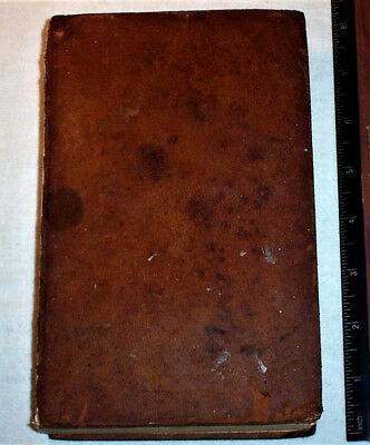 1846 History of VERMONT First Edition ; Battles Towns Manners of Vermonters etc.